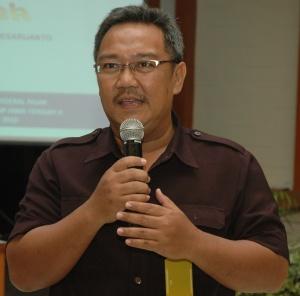 Gendut Koesharjanto (Supervisor KPP Pratama Surakarta)